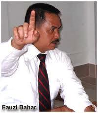Fauzi Bahar Wako Padang